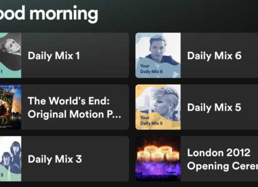 Spotify dá uma nova imagem à sua página inicial – Mundo Smart - mundosmart