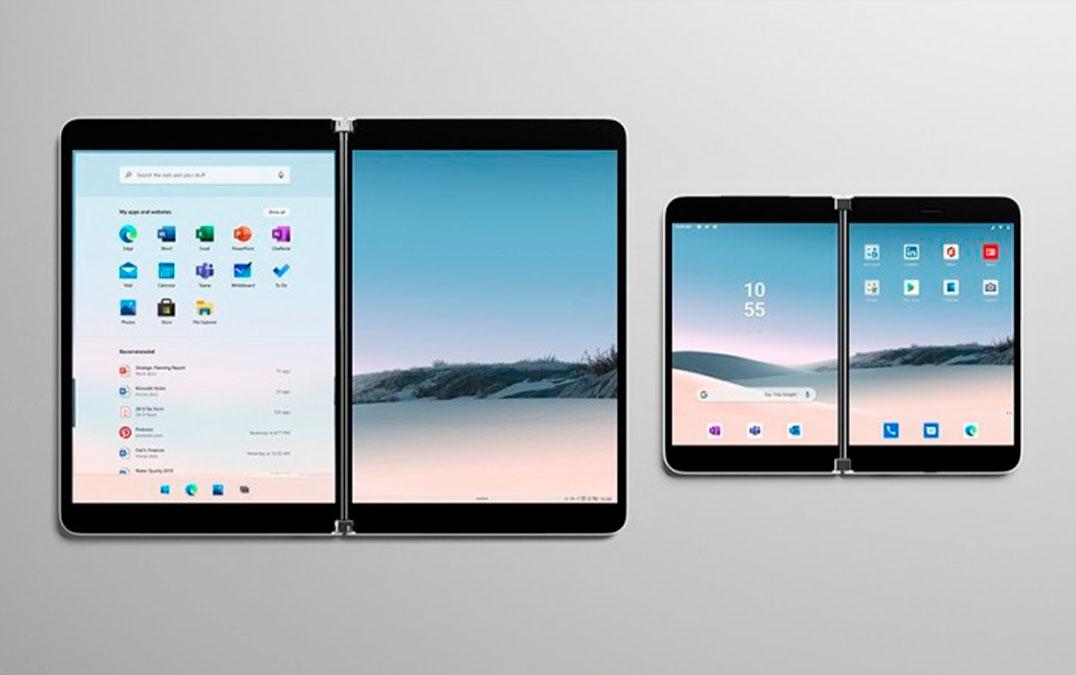 Microsoft Surface Duo pode ser apresentado mais cedo do que ...