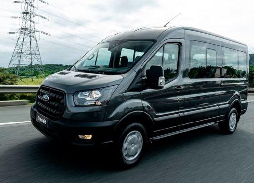 Ford prepara nova Transit 100% elétrica – Mundo Smart - mundosmart