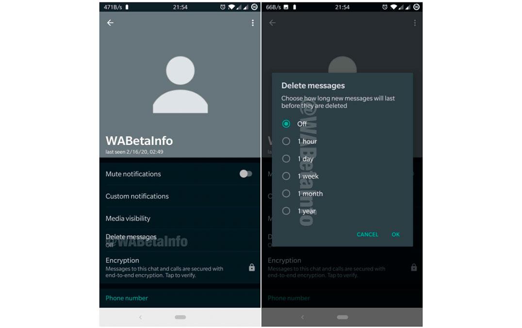 WhatsApp vai permitir a autodestruição de mensagens – Mundo Smart - mundosmart