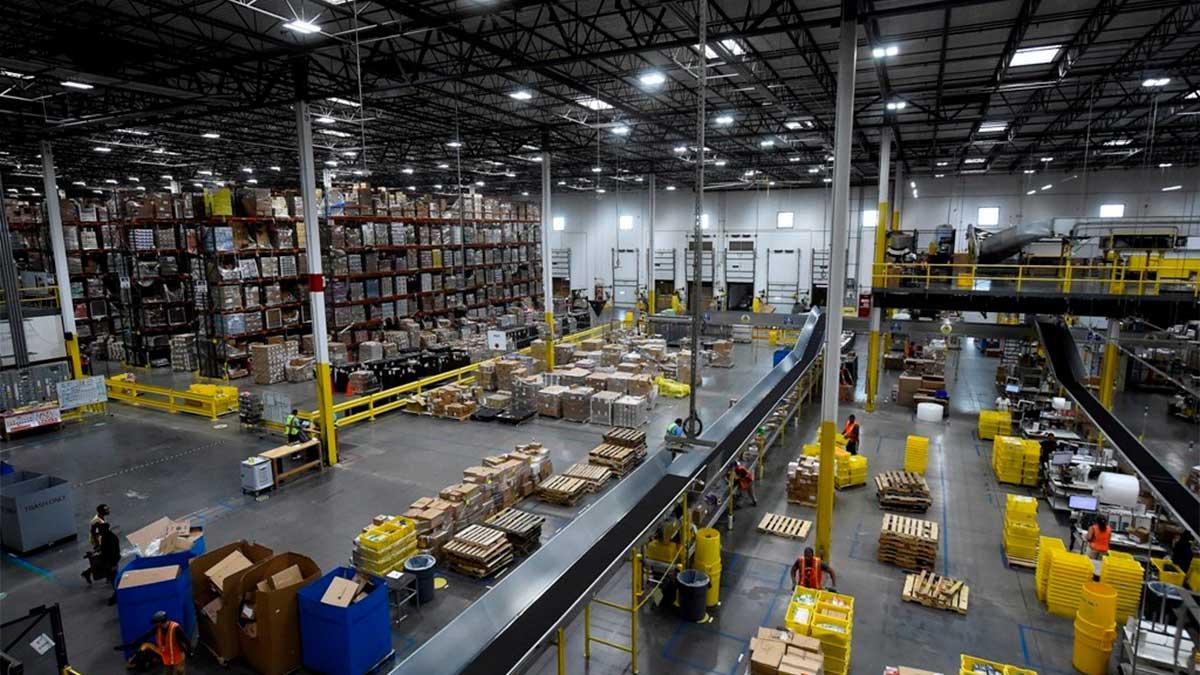 Amazon instala câmaras térmicas nos armazéns para detetar febres nos funcionários– Mundo Smart - mundosmart
