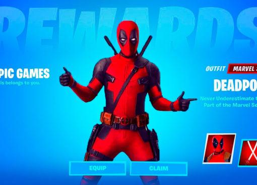 Já é possível ter a skin do Deadpool no Fortnite. Descobre aqui! – Mundo Smart - mundosmart