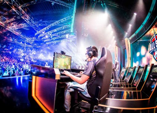 Twitch vai adicionar área específica para torneios de e-Sports – Mundo Smart - mundosmart