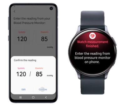 Samsung vai adicionar opções de leitura de pressão arterial ao Galaxy Watch Active 2 – Mundo Smart - mundosmart