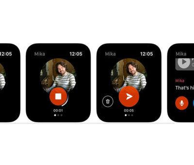 Empresa do Facebook cria nova forma de contacto através do Messenger para Apple Watch – Mundo Smart - mundosmart