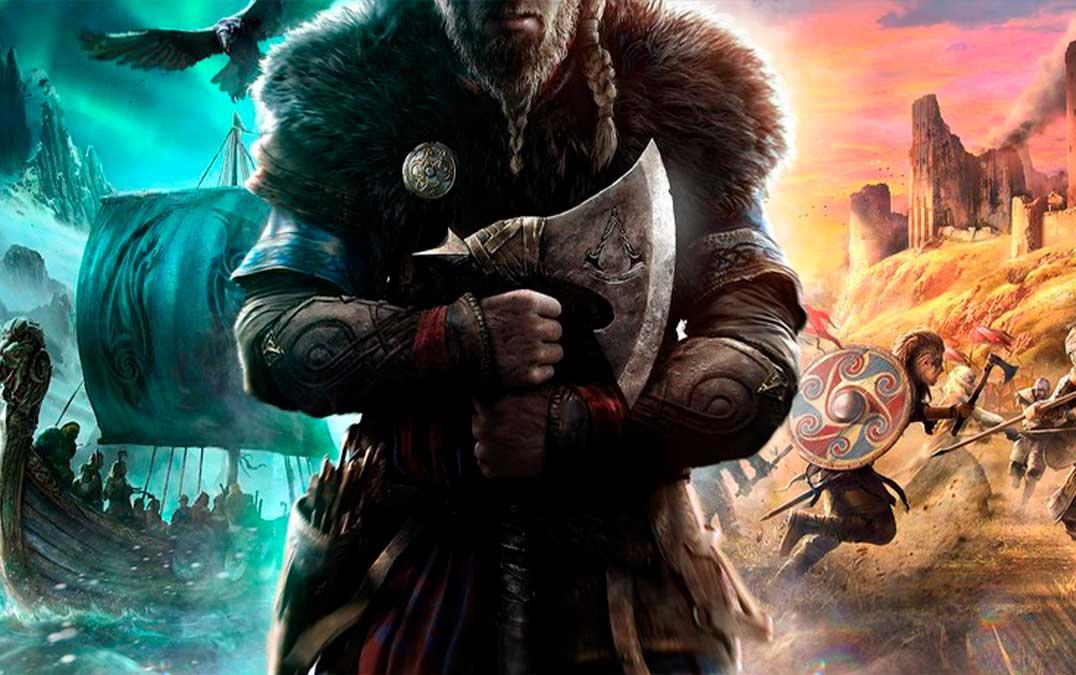 Ubisoft apresenta oficialmente o próximo Assassin's Creed Valhalla – Mundo Smart - mundosmart