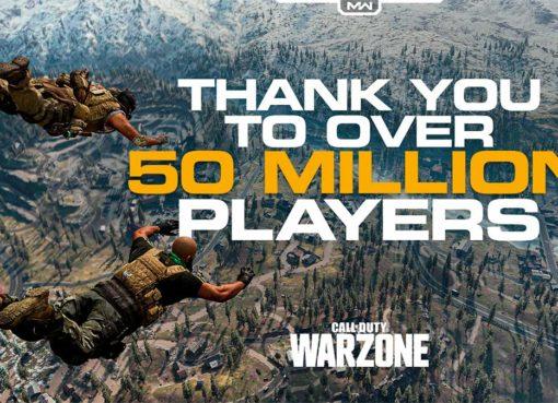Call of Duty: Warzone atinge 50 milhões de jogadores em um mês – Mundo Smart - mundosmart