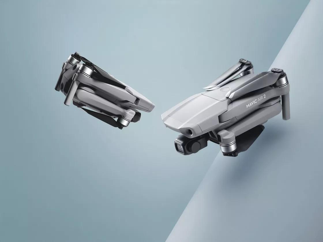 DJI apresenta o novo Mavic Air 2, um drone mais seguro e com melhor câmara – Mundo Smart - mundosmart