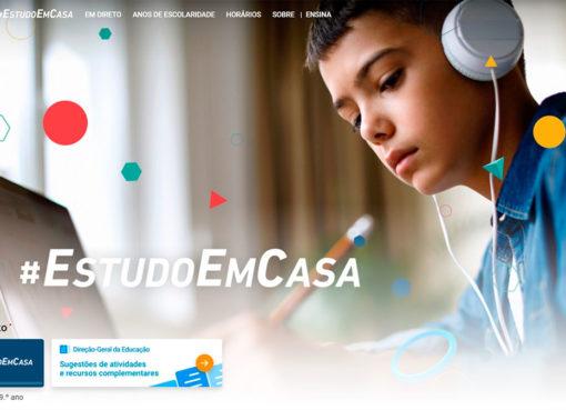 #EstudoEmCasa da RTP ganha versão para smartphones e tablets (Android e iOS) – Mundo Smart - mundosmart