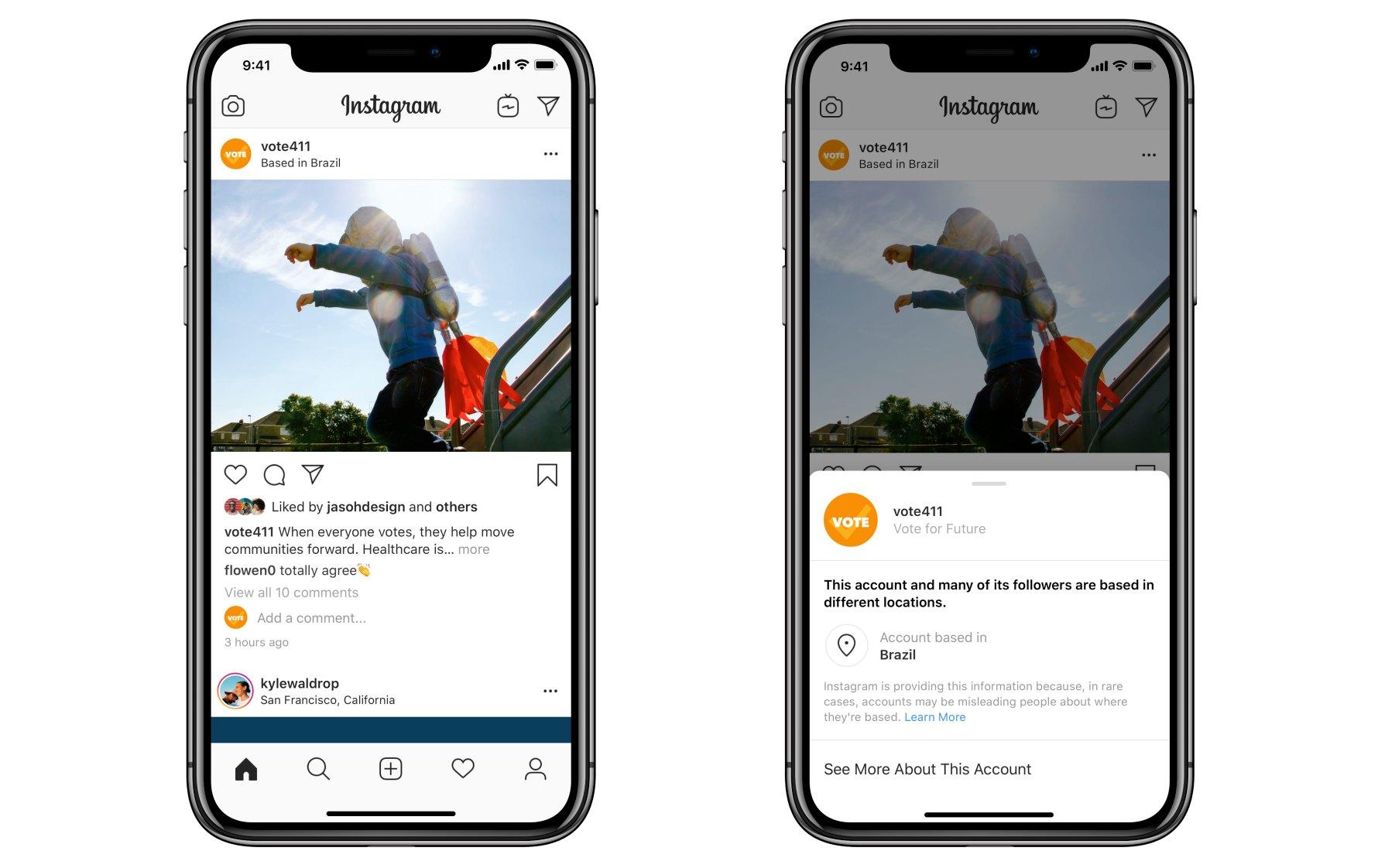 Facebook e Instagram vão começar a mostrar a origem das publicidades – Mundo Smart - mundosmart