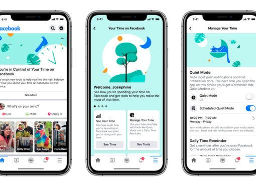 Facebook apresenta Modo Silencioso para melhor controlo do acesso à aplicação – Mundo Smart - mundosmart