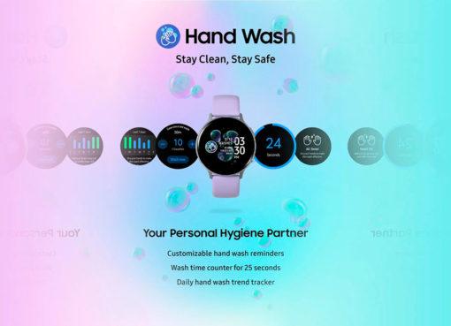Samsung cria aplicação para te ajudar a lavar as mãos de forma correta – Mundo Smart - mundosmart