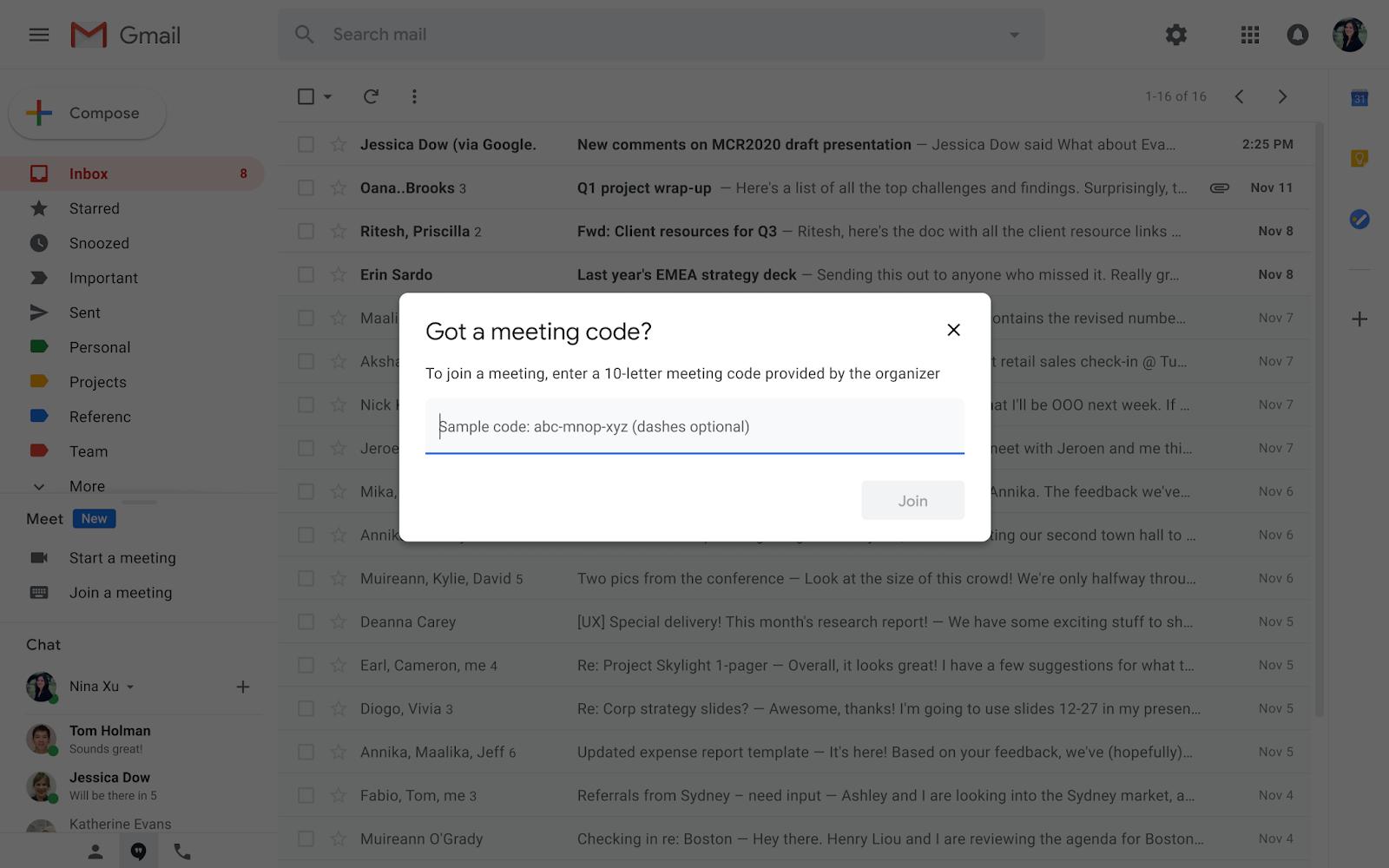 Google Meet ganha acesso mais fácil a partir do Gmail – Mundo Smart - mundosmart