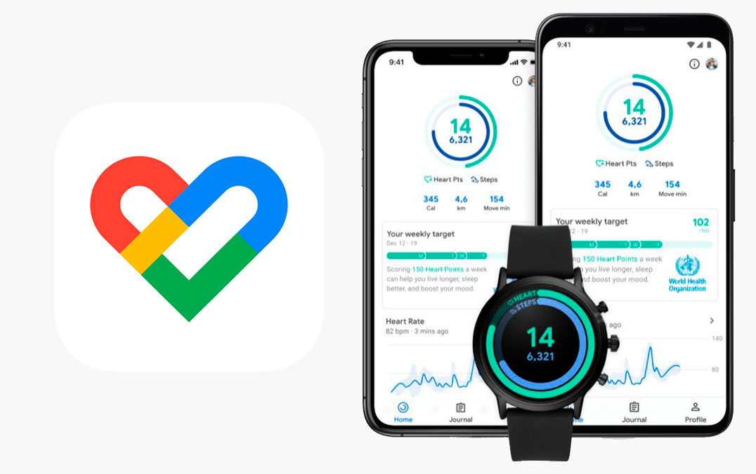Google Fit renews the app's image and adds new forms of interaction