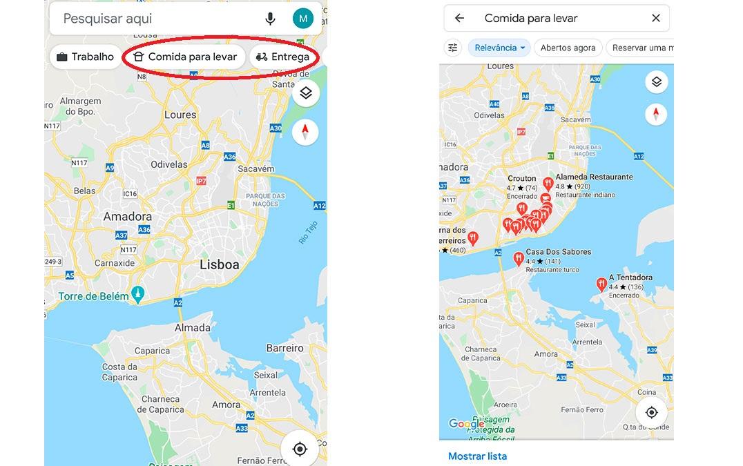Camara De Lisboa Passou A Partilhar Informacao Com Google E Waze
