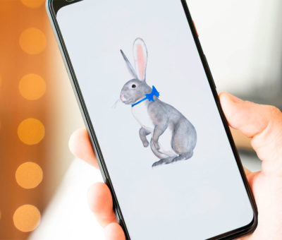 Coelhinho da Páscoa chega ao Google em 3D e nós explicamos como ver – Mundo Smart - mundosmart