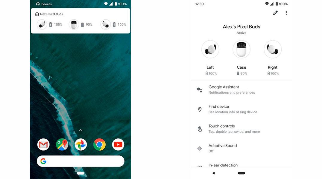 """Google adiciona aplicação dos """"Pixel Buds"""" à Play Store mas ainda não tem data de chegada às lojas – Mundo Smart - mundosmart"""