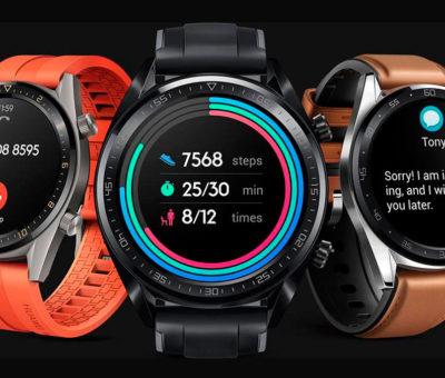 Huawei Watch GT 2 ganha função para medir a saturação de oxigénio no sangue (SpO2) – Mundo Smart - mundosmart