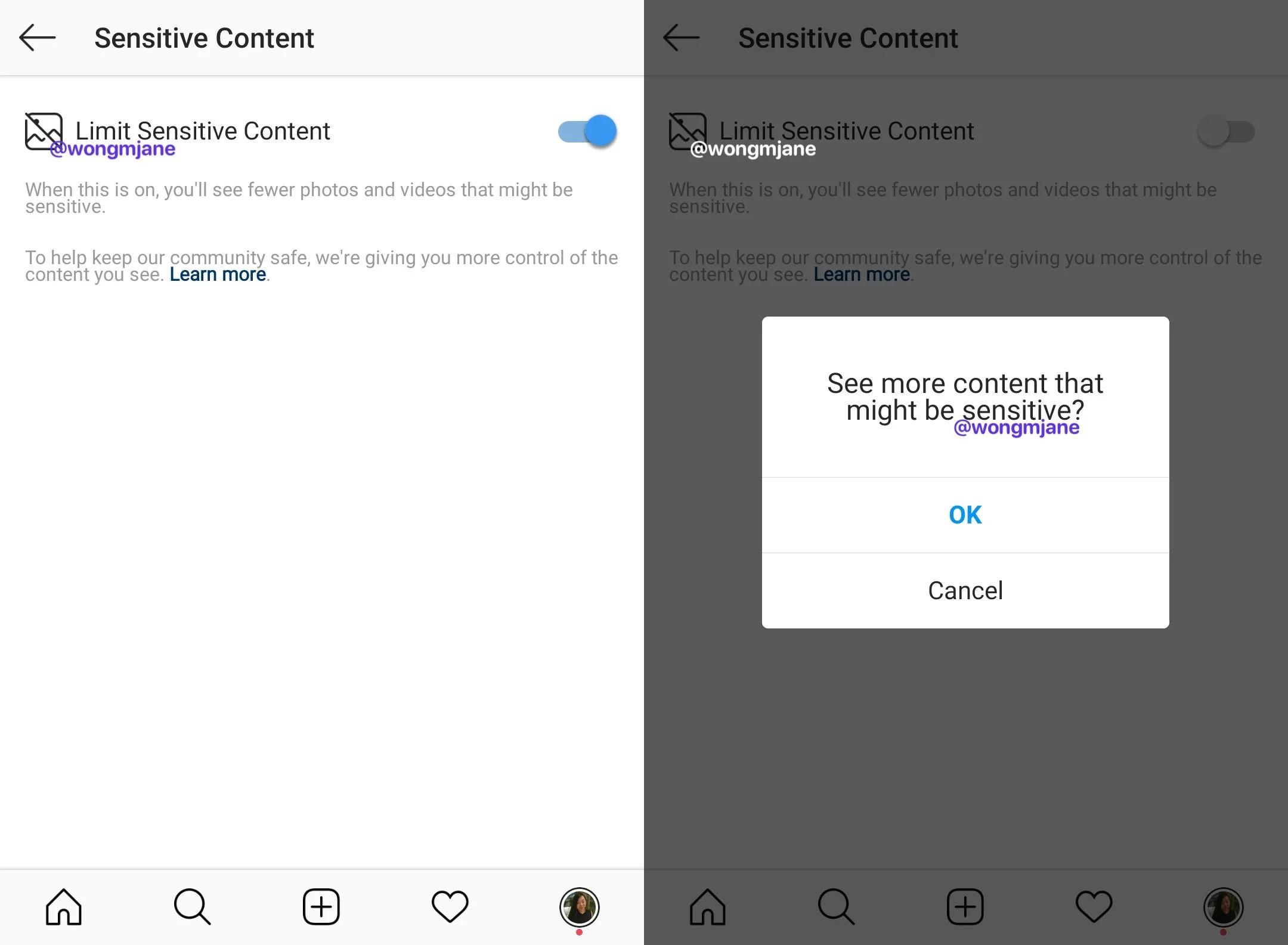 Instagram vai dar opção de bloquear conteúdos marcados como sensíveis – Mundo Smart - mundosmart