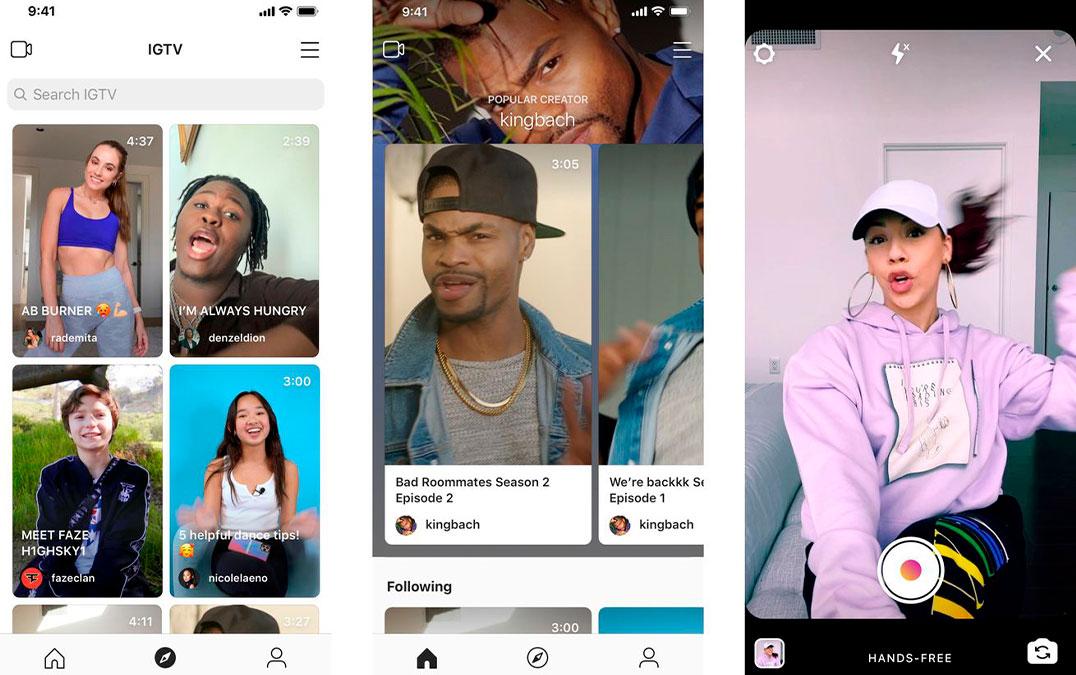 Instagram is preparing to improve its IGTV platform