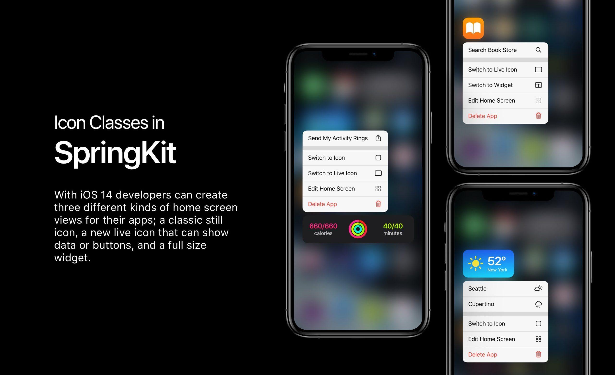 Conceito do iOS 14 mostra como seriam os widgets – Mundo Smart - mundosmart
