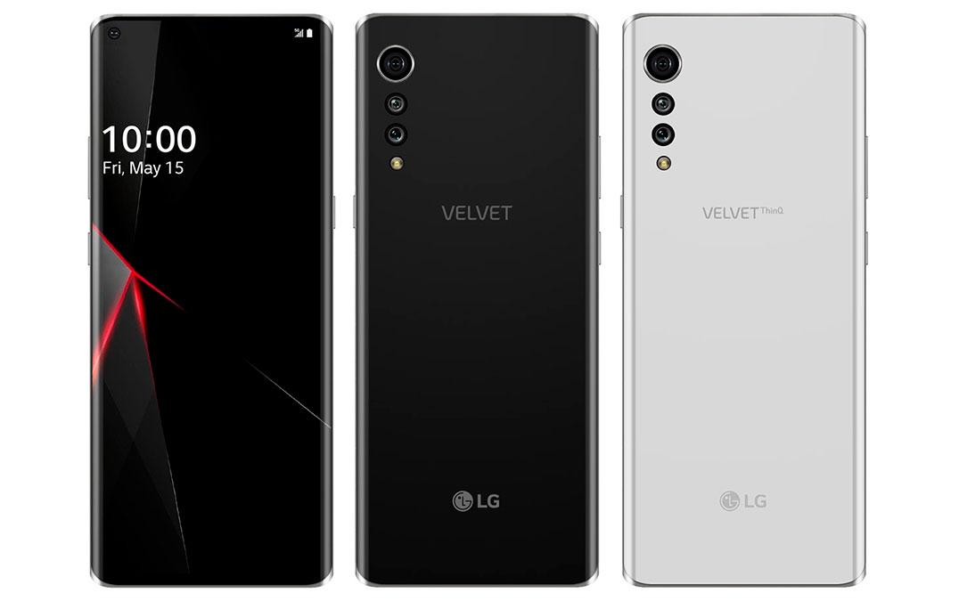 LG está a preparar um smartphone com design premium chamado Velvet – Mundo Smart - mundosmart