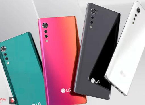 Design do novo LG Velvet revelado em vídeo da marca – Mundo Smart - mundosmart