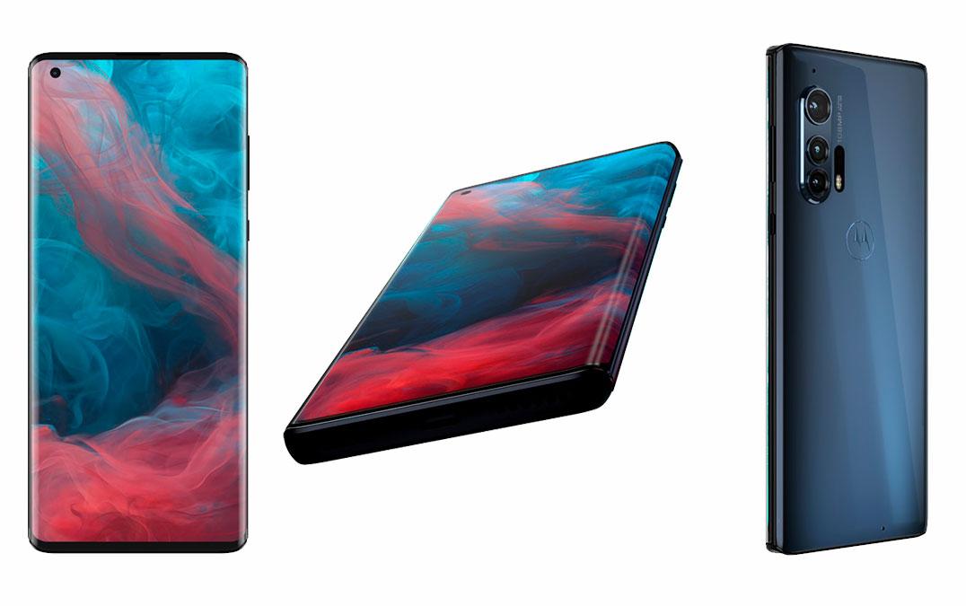 Motorola regressa aos smartphones de topo com os novos Edge e Edge+ - Mundo Smart - mundosmart