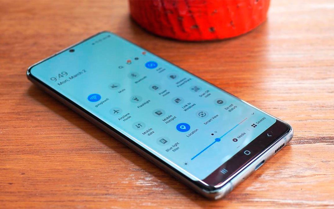 One UI 2.1 arrives on the Samsung Galaxy S10 and Note 10 in Portugal