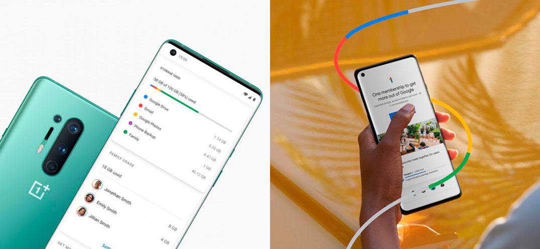 OnePlus vai oferecer 100GB de armazenamento na cloud a quem comprar os OnePlus 8 e 8 Pro – Mundo Smart - mundosmart
