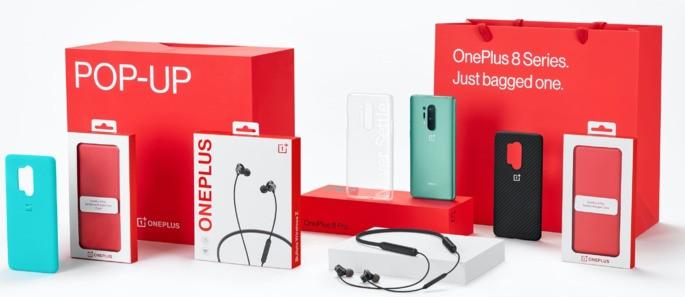 Revelado o pacote de promoção do OnePlus 8 Pro antes do seu evento oficial – Mundo Smart - mundosmart