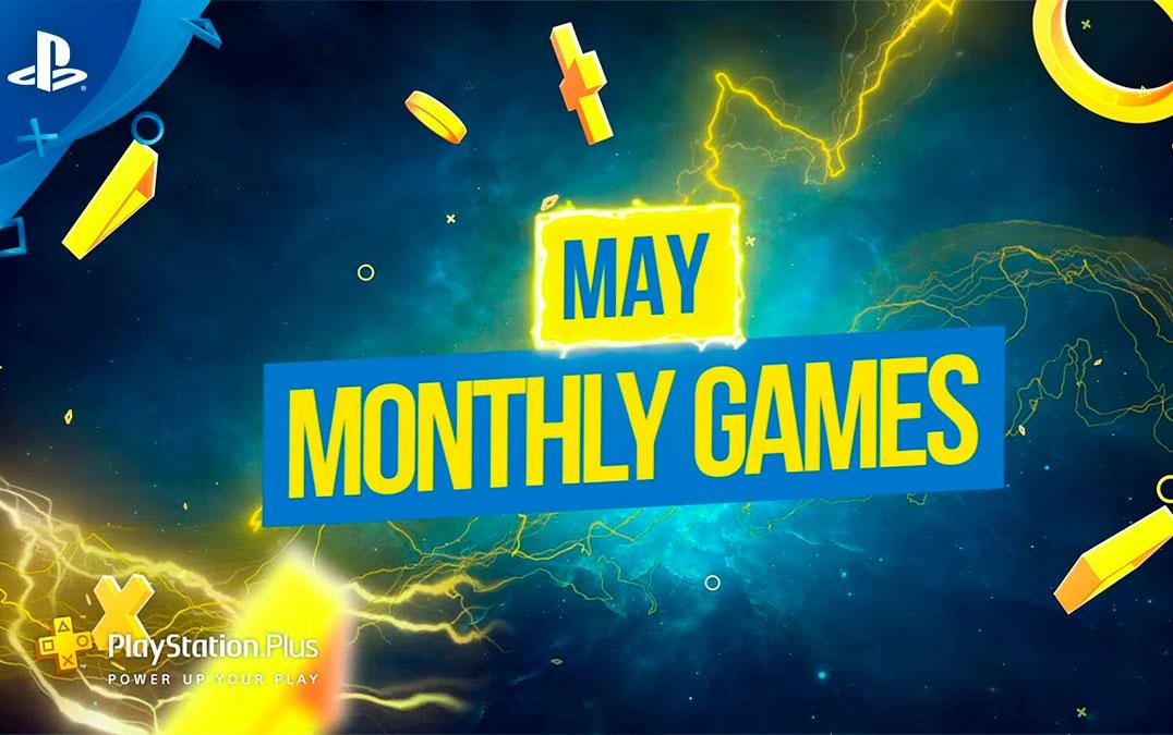 Revelados os jogos disponíveis no PS Plus em maio – Mundo Smart - mundosmart