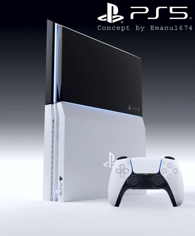 Futuro design da Playstation 5 parece ter-se tornando numa competição online (com imagens) – Mundo Smart - mundosmart