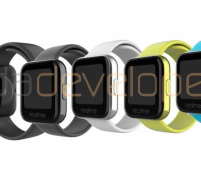 Realme Watch está em desenvolvimento e pode ser apresentado durante este ano – Mundo Smart - mundosmart