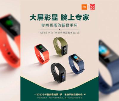 Xiaomi engana todos e apresenta a Redmi Band – Mundo Smart - mundosmart