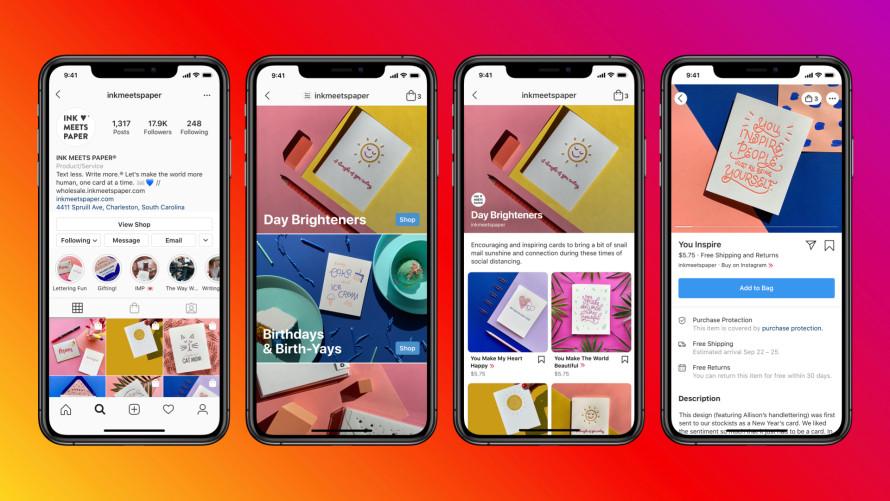 Facebook Shops é a próxima forma de compra e venda no Facebook e Instagram – Mundo Smart - mundosmart