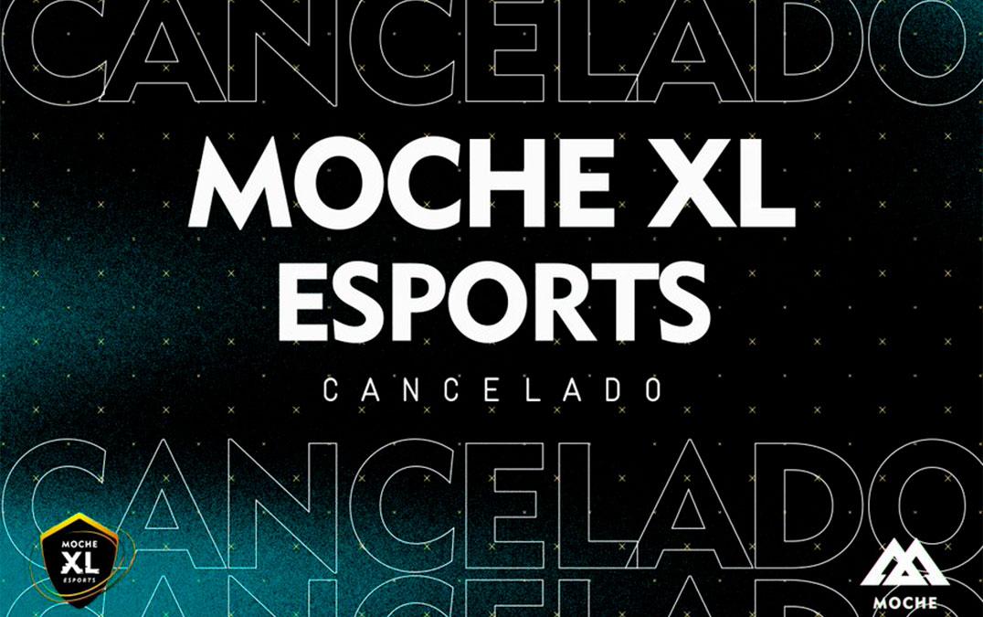 Moche XL Esports 2020 cancelado oficialmente – Mundo Smart - mundosmart