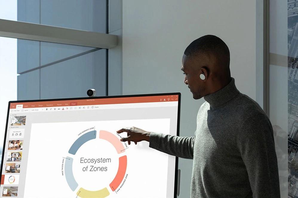 Microsoft apresenta Surface Earbuds com integração completa com o Microsoft 365 – Mundo Smart - mundosmart