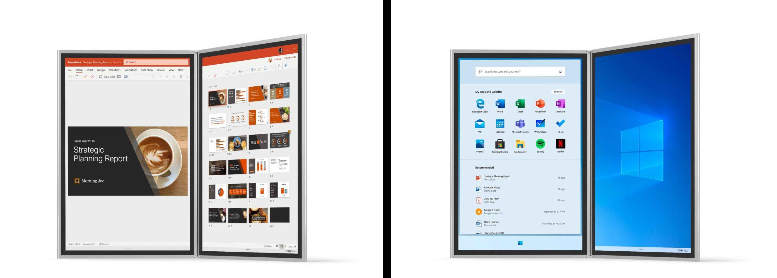 Microsoft quer levar o Windows 10X para os portáteis – Mundo Smart – mundosmart