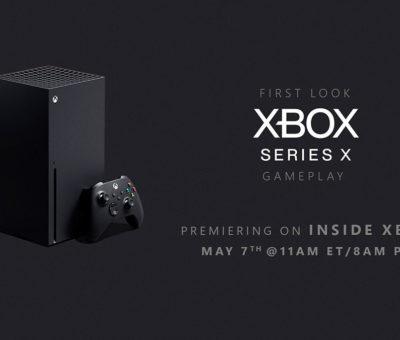 Xbox Series X vai mostrar os primeiros gameplays da nova consola a 7 de maio – Mundo Smart - mundosmart