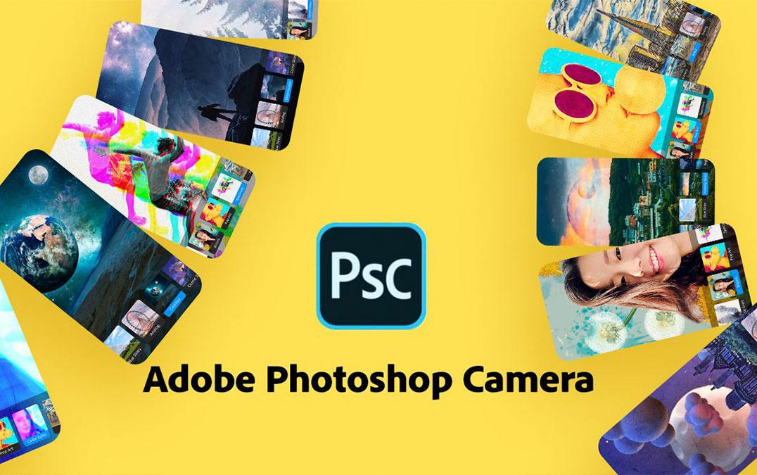 Adobe Photoshop Camera, a nova câmara fotográfica que edita fotos na hora – Mundo Smart – mundosmart