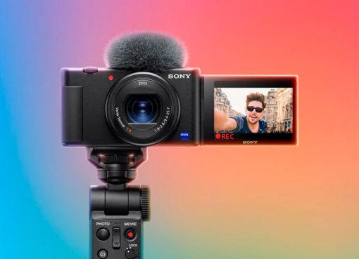 Sony ZV-1, a nova câmara perfeita para criadores de conteúdo e vloggers – Mundo Smart - mundosmart