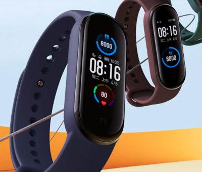 Xiaomi Mi Band 5 já está em pré-venda em Portugal – Mundo Smart – mundosmart