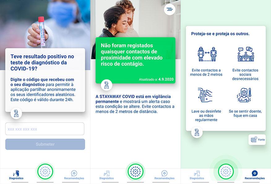 STAYAWAY COVID: a aplicação portuguesa contra a pandemia! – Mundo Smart - mundosmart