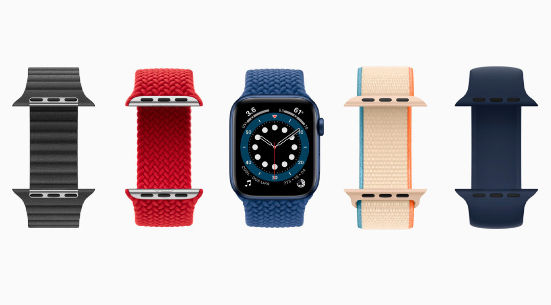 Apple Watch Series 6, chegou a nova geração de relógios Apple – Mundo Smart - mundosmart