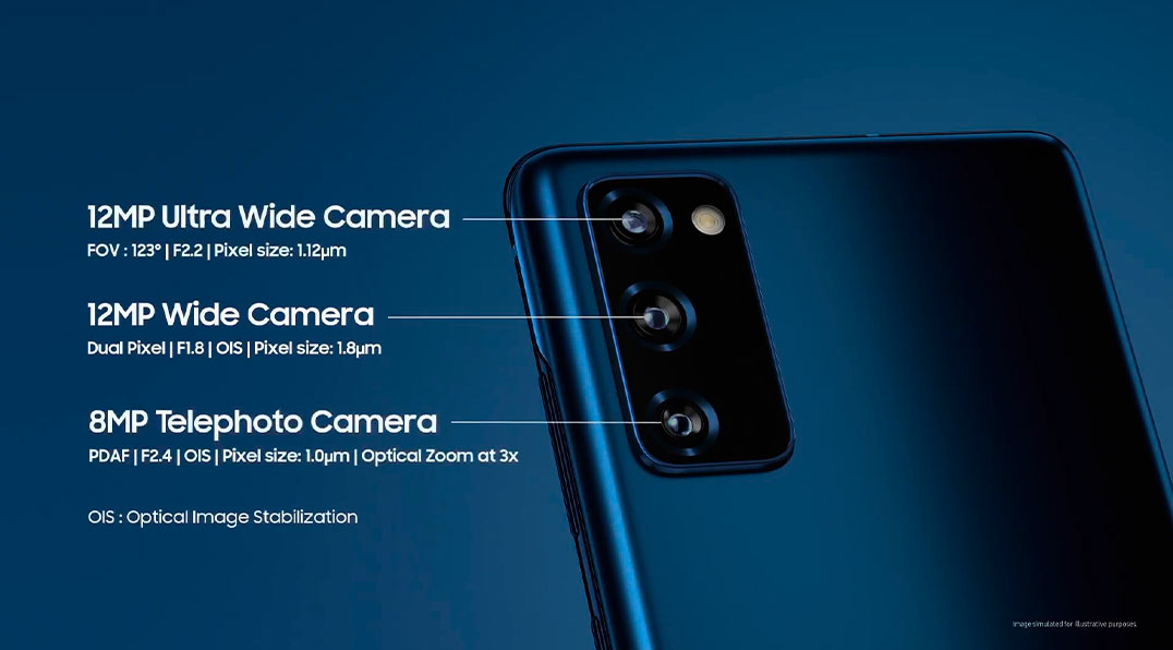 Samsung apresenta o novo Galaxy S20 FE 4G e 5G – Mundo Smart - mundosmart
