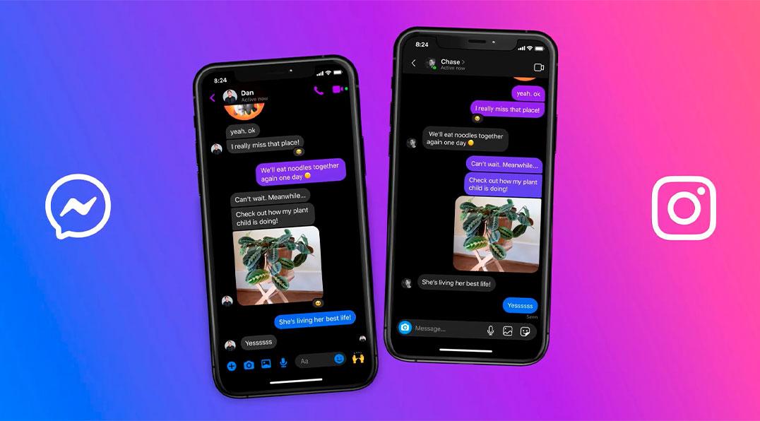 Facebook Messenger ganha novo ícone e recursos com o Instagram – Mundo Smart - mundosmart