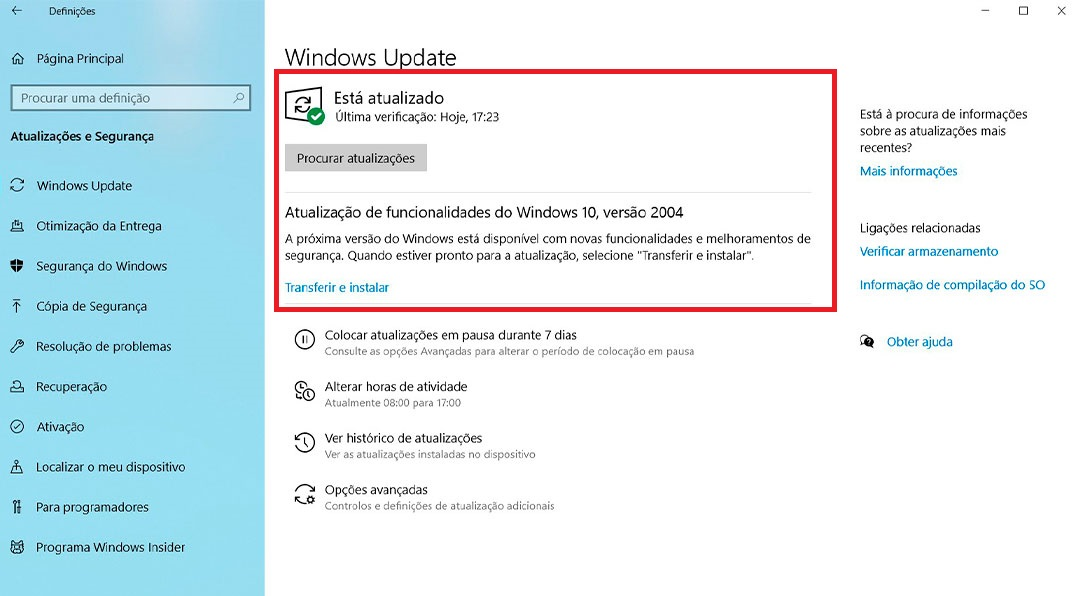Windows 10: Como atualizar o Windows 10? – Mundo Smart – mundosmart