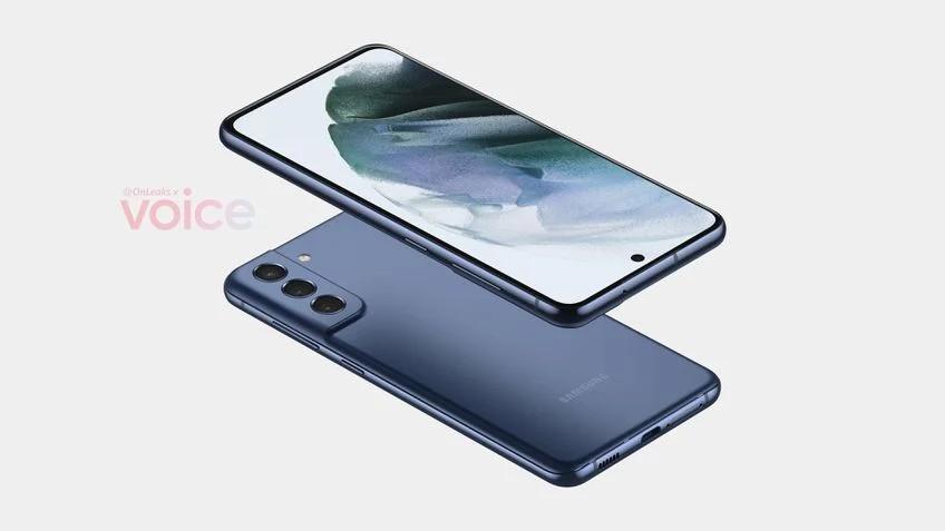Samsung Galaxy S21 FE com possível design revelado – Mundo Smart - mundosmart