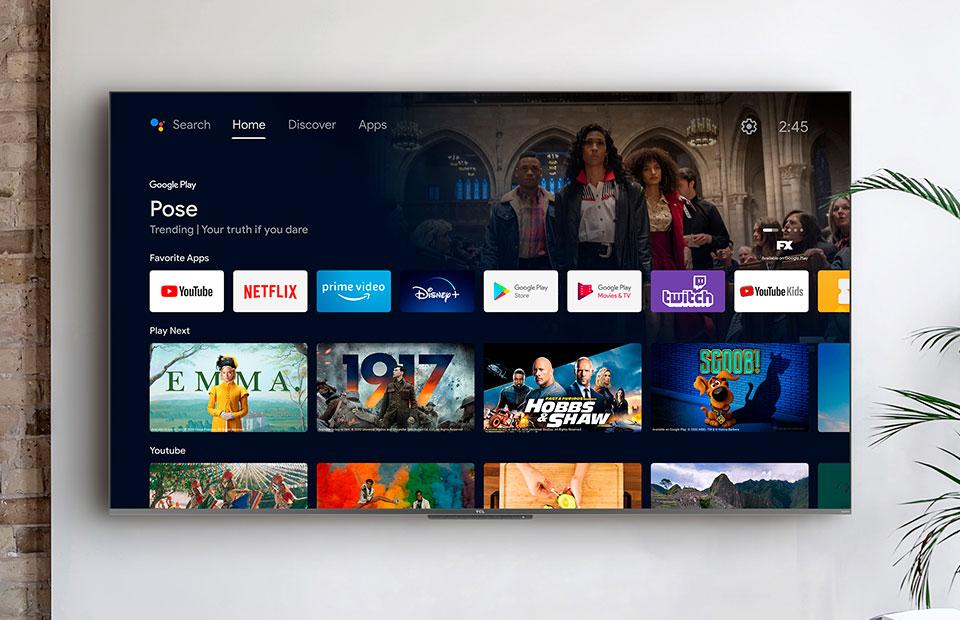 TCL revela nova linha de TV e áudio para 2021 – Mundo Smart - mundosmart